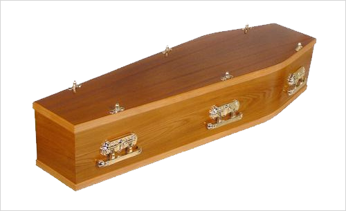 Lincoln Coffin by Green Willow Funerals